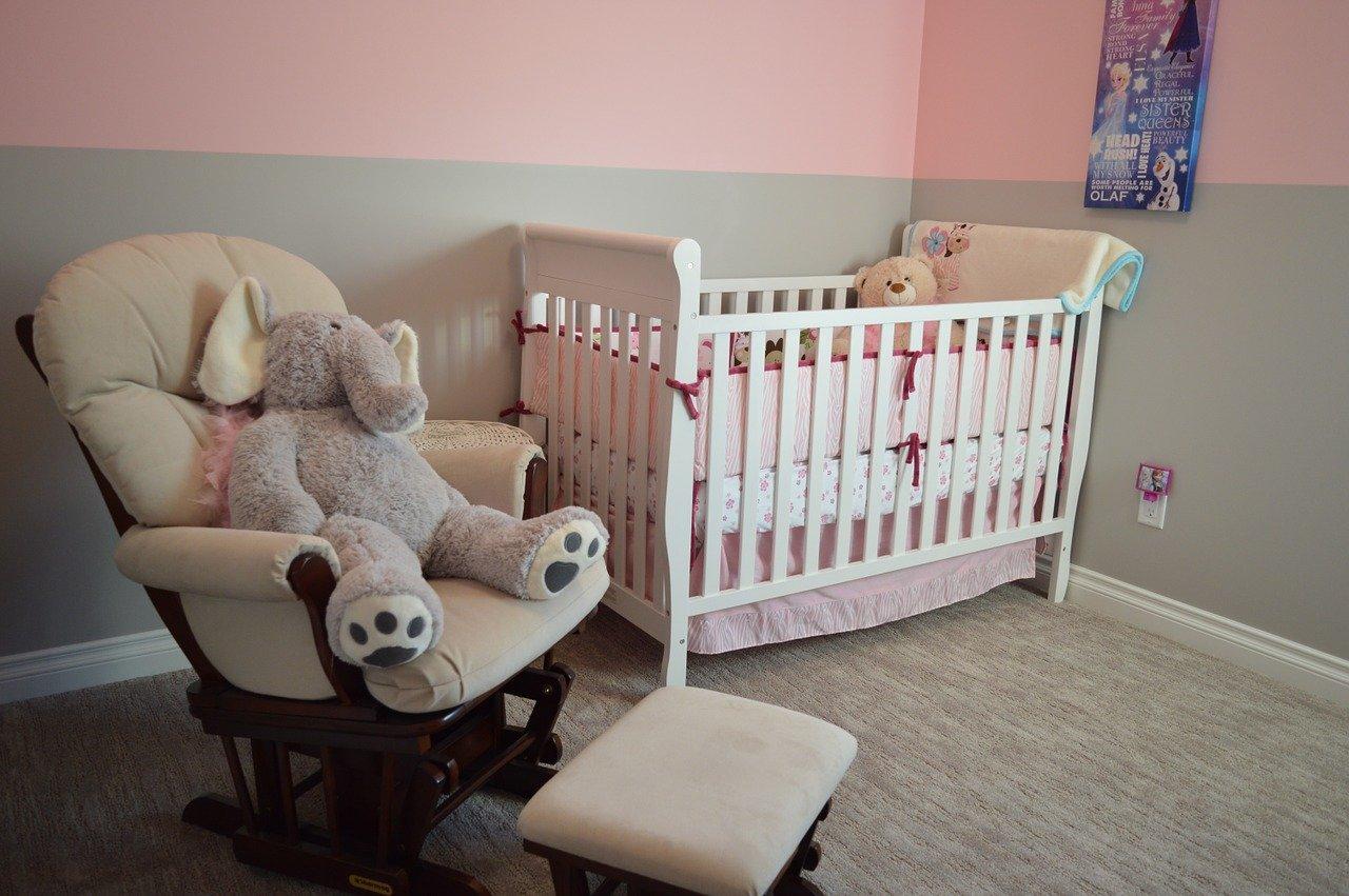 Urządzanie pokoju dziecka