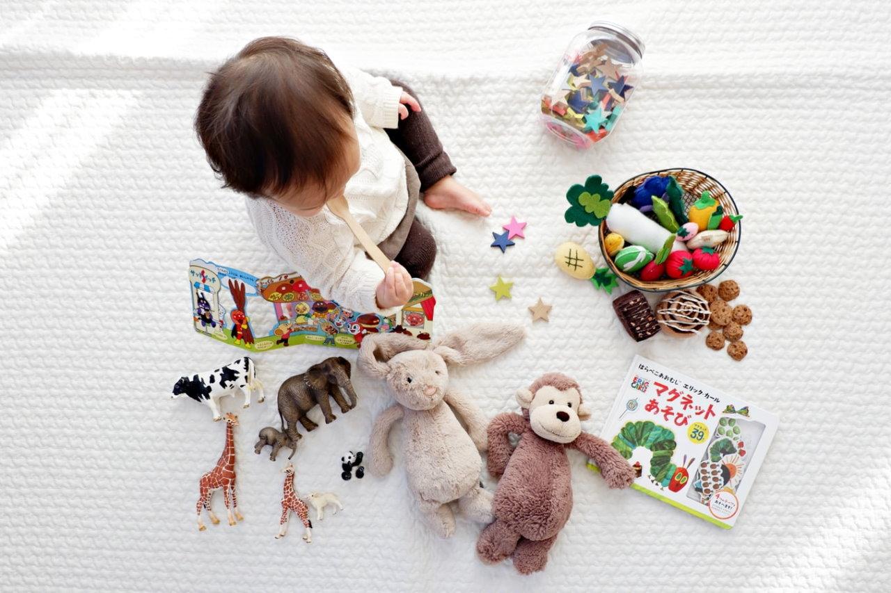 Odpowiedni prezent dla dziecka